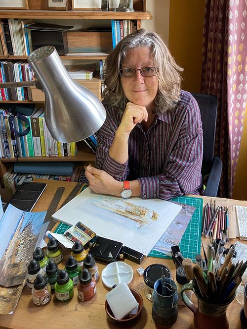 Karen Halsey - Illustrator